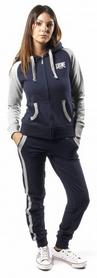 Костюм спортивный женский Leone Grey/Blue