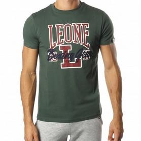 Футболка мужская Leone Forest Green