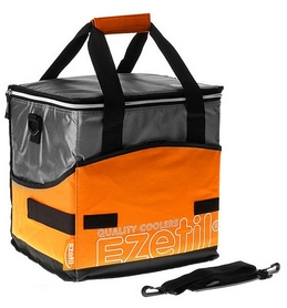 Сумка изотермическая КС Extreme (28 л) оранжевая