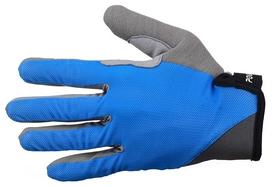 Перчатки велосипедные PowerPlay 6566 Blue