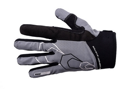 Перчатки велосипедные PowerPlay 6556 Grey