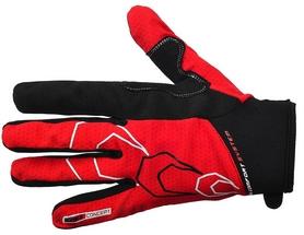 Перчатки велосипедные PowerPlay 6556 красные