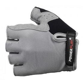 Перчатки велосипедные женские PowerPlay 5295 Gray