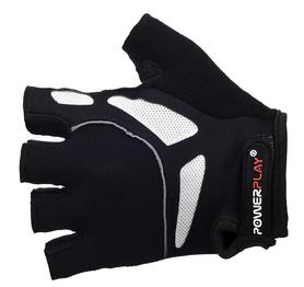 Перчатки велосипедные PowerPlay 5087 Black