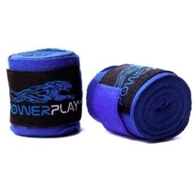 Бинты боксерские PowerPlay 3033 blue
