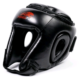 Шлем боксерский PowerPlay 3045 black