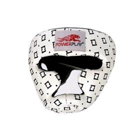 Шлем боксерский PowerPlay 3044 white