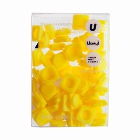 Пиксели Upixel Small бананово-желтые