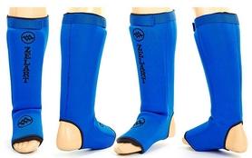 Защита для ног (голень+стопа) ZLT ZB-4219-B синяя