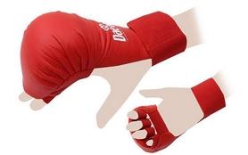 Накладки (перчатки) для карате Daedo BO-5076-R красные