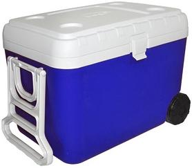 Термоконтейнер Mega (48 л) синий