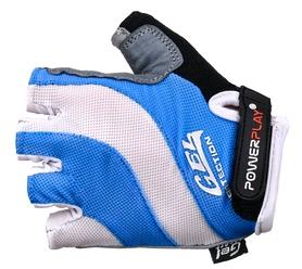 Перчатки велосипедные PowerPlay 5034 синие