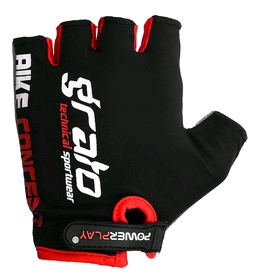 Перчатки велосипедные PowerPlay 5029 A черные