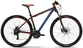 "Велосипед горный Haibike Big Curve 9.20 29"", рама - 50 (2016)"