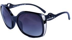Очки солнцезащитные Kangol Stella черные