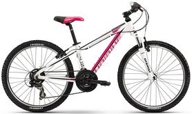 "Велосипед подростковый горный Haibike Little Life 4.10 24"" 2016 розовый, рама - 32 см"
