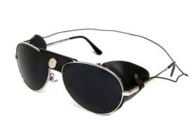 Очки для альпинизма Dunlop 350 SL серебряные