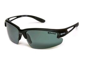 Очки спортивные Dunlop 345.225 черные