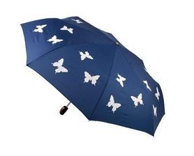 Зонт женский автомат Три слона 220-01 синий