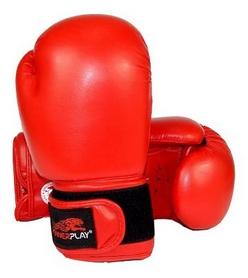 Перчатки боксерские PowerPlay 3004 красные
