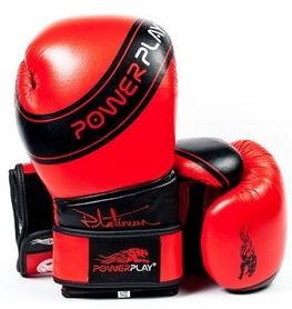 Перчатки боксерские PowerPlay 3023 красные