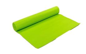 Коврик для фитнеса Pro Supra Yoga Mat салатовый 4 мм