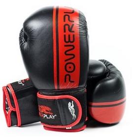 Перчатки боксерские PowerPlay 3022 красные