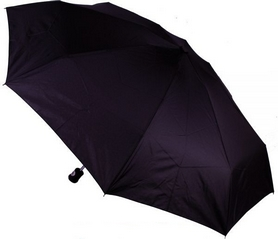 Зонт автомат Три Слона 297 черный