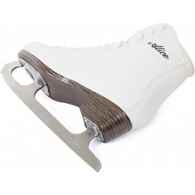 Фото 3 к товару Коньки фигурные женские Nordway ALICE Figure ice skates белые