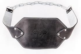 Распродажа*! Пояс для утяжеления кожаный Onhillsport OS-0333