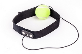 Распродажа*! Тренажер боевой мяч на резинке Onhillsport Fight Ball 70 см