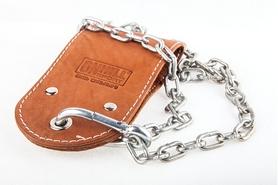 Пояс для утяжеления кожаный Onhillsport OS-0329