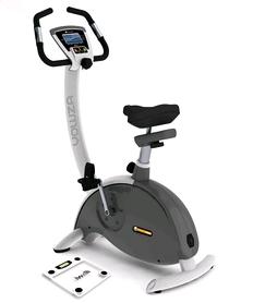 Велотренажер магнитный Yowza Milano IB106 + весы