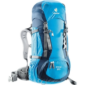 Рюкзак спортивный Deuter Fox 30 turquoise-midnight