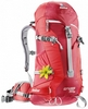 Рюкзак туристический Deuter Cruise 28 SL crabnerry-fire - фото 1