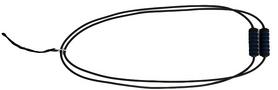 Эспандер лыжника/боксера Onhillsport жесткость №2 (0,8)