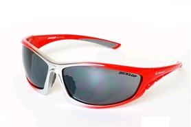 Очки солнцезащитные Dunlop 332.512 red