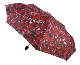Зонт женский автомат Magic Rain L4M52P-16 красный