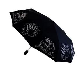 Зонт женский автомат AVK L3FA59SA-10-03 черный