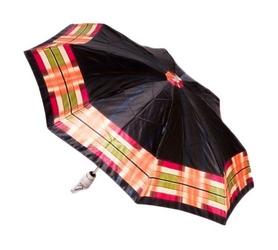 Зонт женский автомат Trust FAMM-21lux-01 черный
