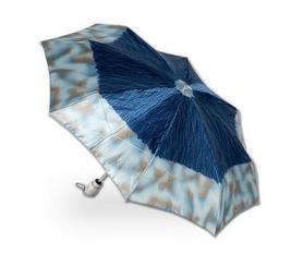 Зонт женский автомат Trust FAMM-21lux-09 синий