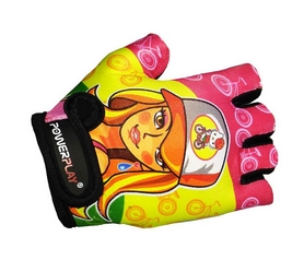 Велоперчатки детские PowerPlay 5473 Barbie