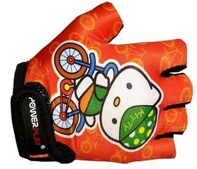 Велоперчатки детские PowerPlay 5473 Kitty