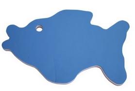 Доска для плавания Onhillsport Рыбка PLV-2437 синяя