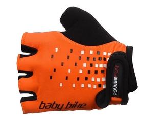 Велоперчатки детские PowerPlay 5451 оранжевые