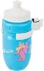 Фляга велосипедная детская с держателем Cyclotech Water bottle with holder CBS-1BN blue - фото 1