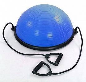 Платформа балансировочная Pro Supra Bosu синяя