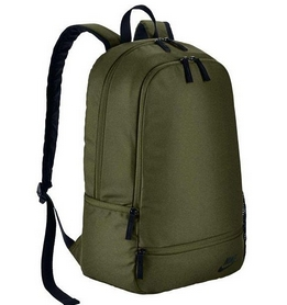 Рюкзак городской Nike Classic North - Solid зеленый