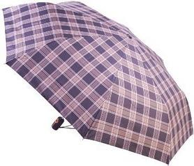 Зонт автомат Три Слона 907-01 клетчатый