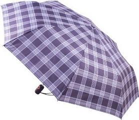 Зонт автомат Три Слона 907-05 клетчатый